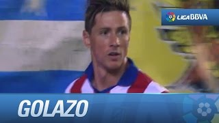 Video Gol Pertandingan Villarreal vs Atletico Madrid