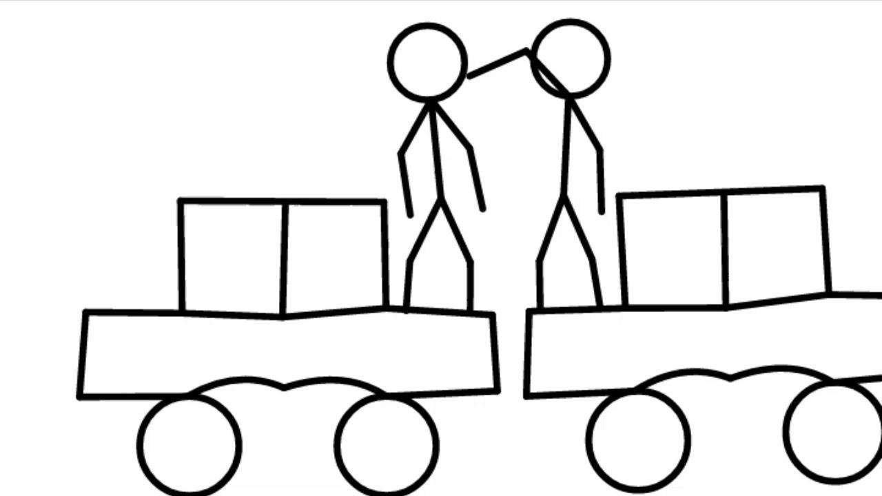 Animation Autounfall - YouTube