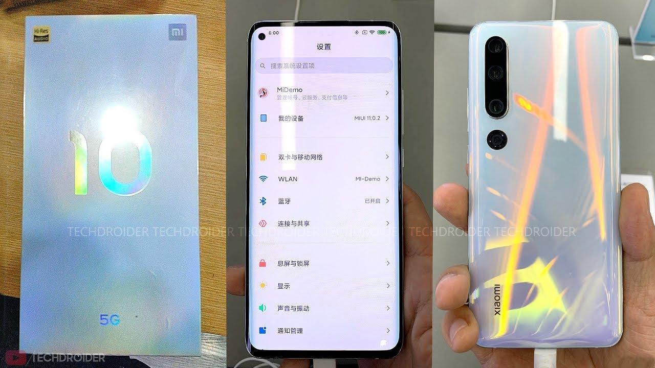 Xiaomi Mi 10 Pro - OFFICIAL NEW DETAILS!