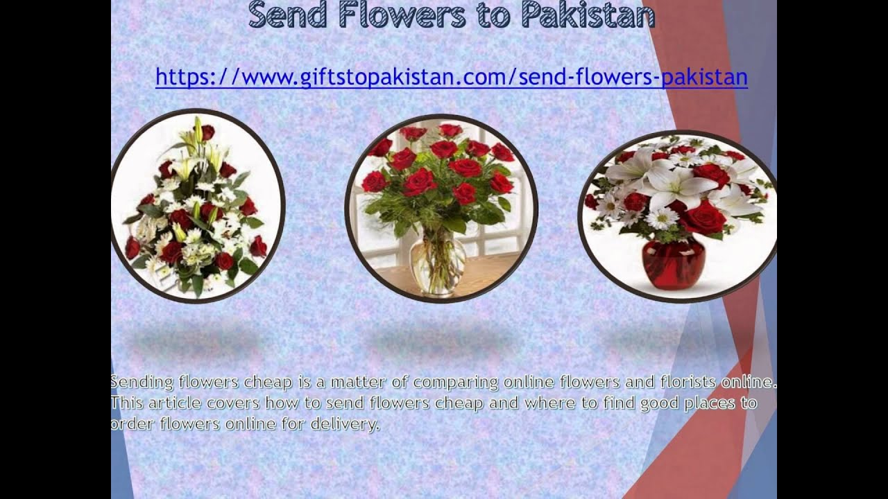 Send Online Flowers To Uk Youtube