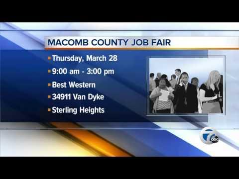 Detroit Job Fair - How To Get Hired At The Next Detroit Job Fair