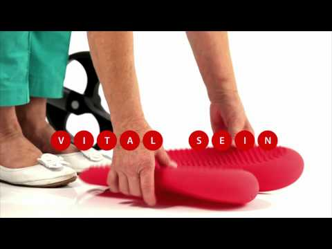 Video: Dynair® Pads / Vein Trainer