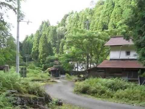 廃村 永谷 Visit the abandoned village