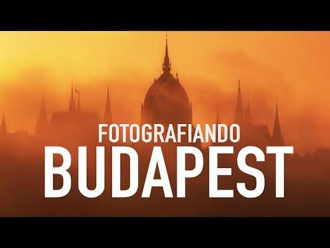 Cómo hacer buenas FOTOS DE CIUDADES //  BUDAPEST y el mejor trípode para viajar