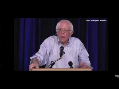 TRADE DEALS - Corporate Interests Race to the Bottom Trump Societal Goods - Bernie Sanders