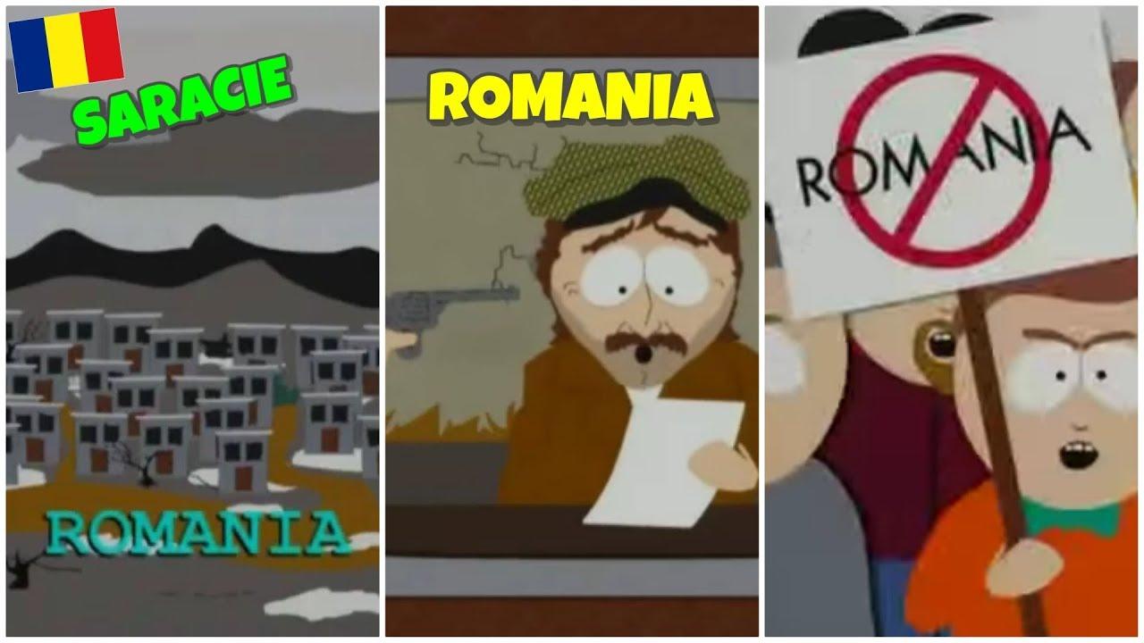 Top 5 Referinte la ROMANIA in Desene Animate