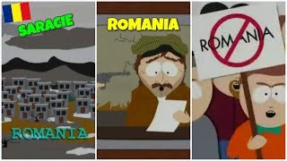 Top 5 Referinte la ROMANIA in Desene Animate