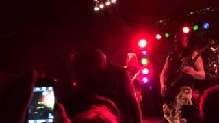 Impaled Nazarene - Sadhu Satana live @ UTBS 2015