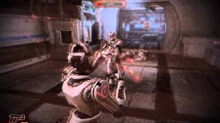 """Mass Effect 2"", HD walkthrough on Insanity, DLC ""Arrival"", Part 2/3"