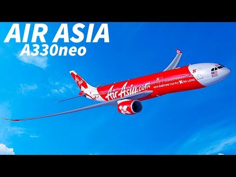 AIR ASIA May Finally CONFIRM A330neo ORDER