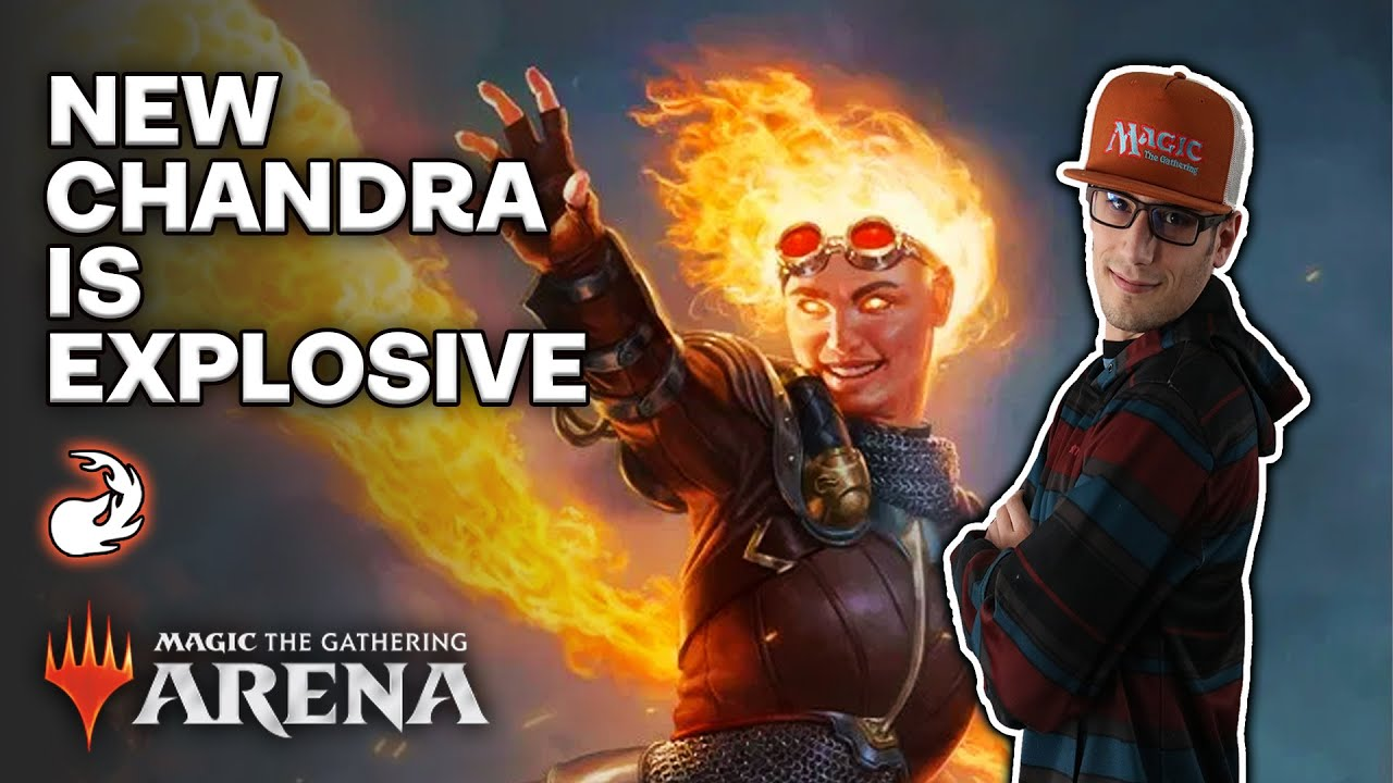 HEART OF FIRE 301 EXC M21 X IT CUORE DI FUOCO CHANDRA MAGIC MTG CHANDRA