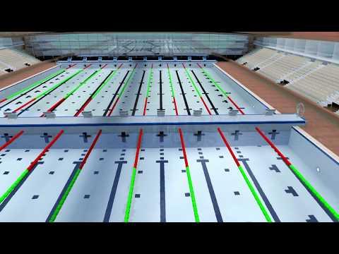 Myrtha Pools - Rio 2016 Olympic Project