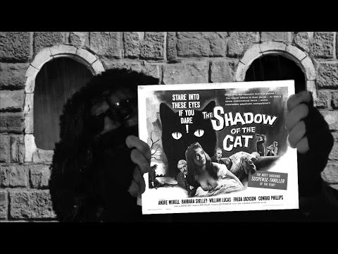 The Dave Decay Show | Shadow of the Cat (1961)  | Movie Review