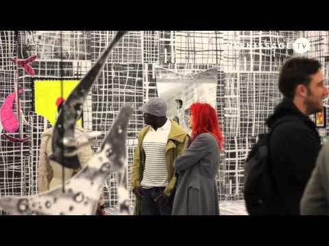 Aaron Curry: Mmnktlplkt - Immersive Art Environment