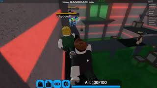 ►Roblox : Khi Newbie Chơi Flood Escape 2 ✔
