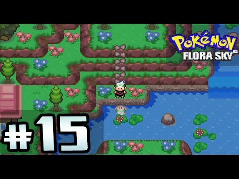 how to get cut in pokemon flora sky