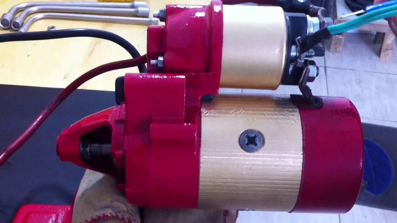 Motor Partida Arranque Fiat Tipo 1 6