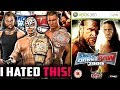 I HATED This WWE Game As A KID! | WWE SvR 2009