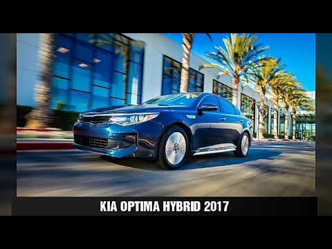 Wow!!! KIA OPTIMA HYBRID 2017