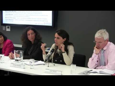 Dr. Sara Pantuliano - Leadership in crises: the launch