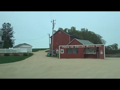 We Went To The Field Of Dreams Movie Site!