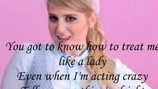 Meghan Trainor - Dear Future Husband with lyric