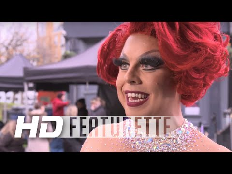 Absolutely Fabulous: The Movie | Drag Queens | Official HD Featurette 2016