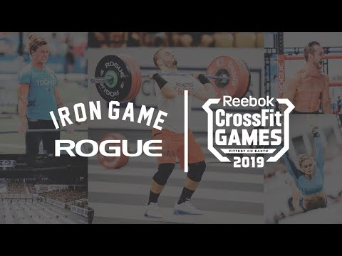 Rogue Official Live Stream - Day 2 Full - 2019 Reebok CrossFit Games