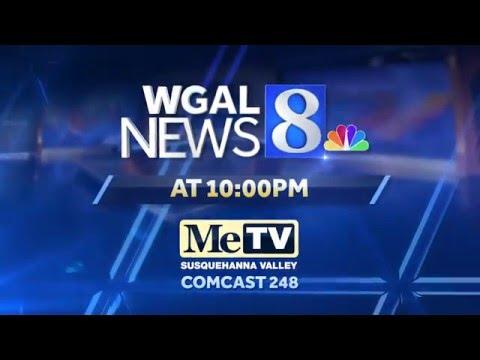 WGAL News 8 at 10 Promo
