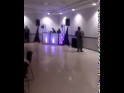 """BillyD Singing """"Love Of My Life"""" - Wedding Song 2013(Debut)"""