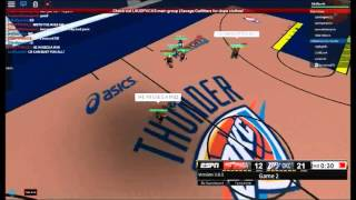 ROBLOX MyCareer Mode| ANOTHER WIN IN COLLEGE! | 33 POINTS| Part 6!