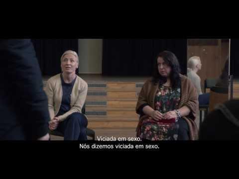 Trailer do filme Ninfomaníaca - volume I