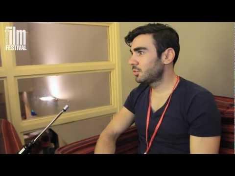 Stelios Kammitsis 'ΚΩΛΟΠΑΙΔΑ' (JERKS) Interview at the Cambridge Film Festival