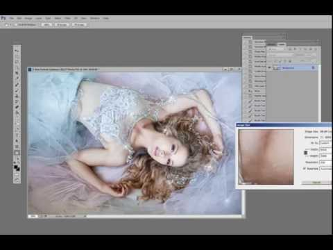 Kira's Special Magic Photoshop Actions Tutorial for Photographers.. Beware It's Addictive!