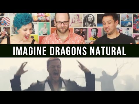 Imagine Dragons -Natural -  REACTION