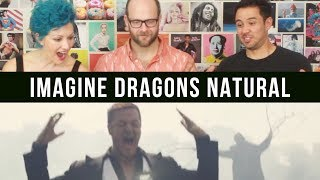 Imagine Dragons -Natural -  REACTION