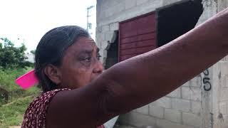 Mujer zapoteca: #LosOlvidados tras el sismo, en Juchitán, Oaxaca