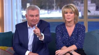 Eamonn Calls Ruth Fat! | This Morning