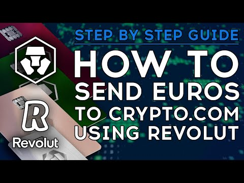 How To Desposit GBP To Your Fiat Wallet In Crypto.com - GBP/Euro Fiat Wallet Workaround.