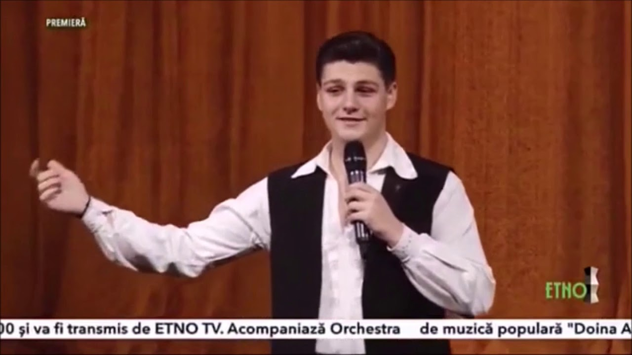 Alin Gabriel Matei - Spectacol Aniversar Valentin Sanfira