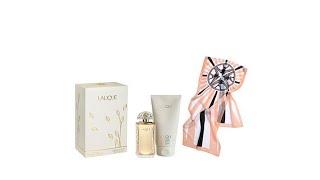 Lalique de Lalique Gift Set with Scarf