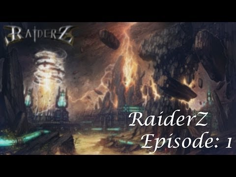 "RaiderZ Gameplay: Episode 1 ""SURPRISE"""