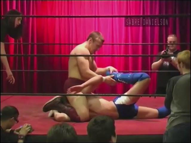 Zack Sabre Jr vs Bryan Danielson 3/2/2008 Triple X