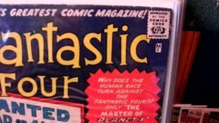 COMIC BOOK ATTIC FIND