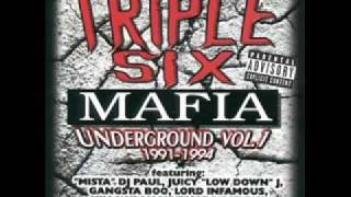 Triple 6 Mafia - Talk Yo Ass Off (Feat. DJ Paul)