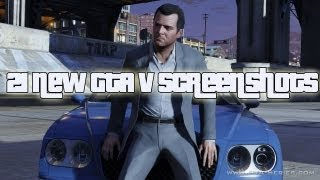 GTA 5 21 NEW SCREENSHOTS FOR YOU!