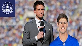 New York Giants- Todd Mcshay says Giants biggest need is QB! What if a new GM thought the same way?