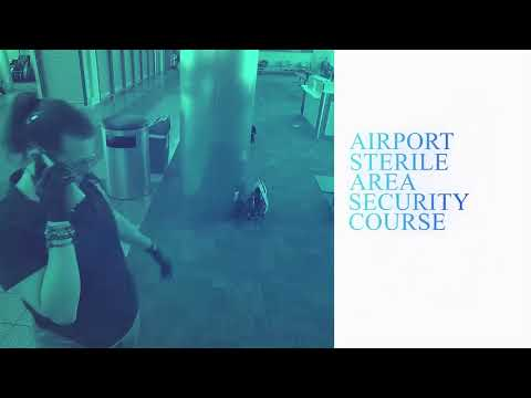 AAAE Sterile Area Security Training
