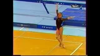 Monica ROSU (ROM) floor - 2004 Swiss Cup