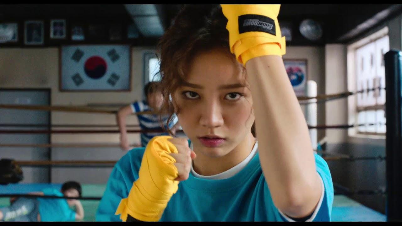 Kết quả hình ảnh cho My Punch-Drunk Boxer phim